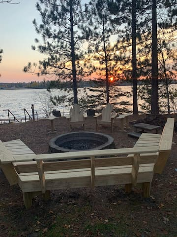Lake House 100 Yds from Snowmobile Trail #8