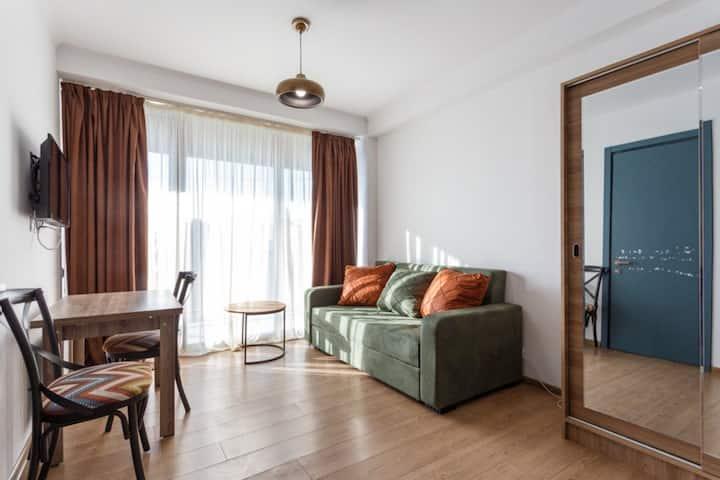 Bakuriani Mgzavrebi apart hotel 10