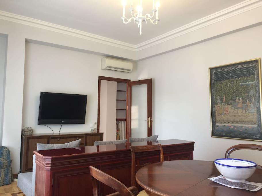 Santa engracia 115 appartements louer madrid for Oficina de madrid santa engracia