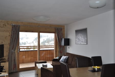 Valmorel, new 3 room appartment ski in/ski out