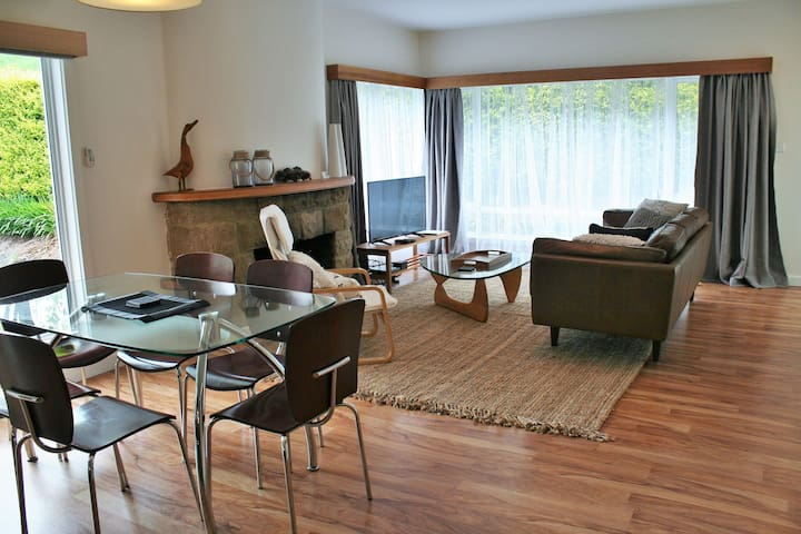 Apartment No 1 - Beautiful 2 Bed - Dynnyrne - Huoneisto