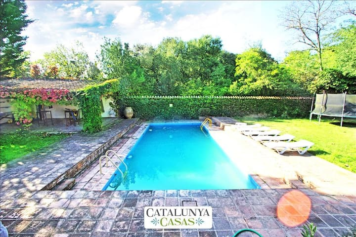 Traditional Vilanova villa in the Catalonian countryside, only 30 minutes from Barcelona! - Barcelona Region