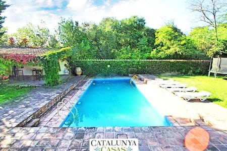 Traditional Vilanova villa in the Catalonian countryside, only 30 minutes from Barcelona! - Barcelona Region - Villa