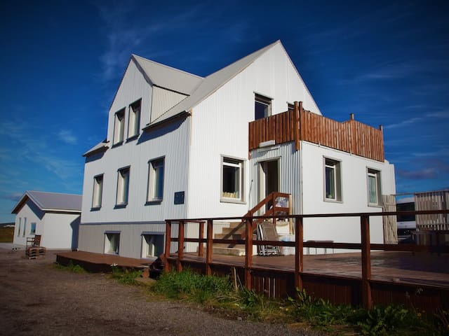 Saltvík farm - IS - Haus