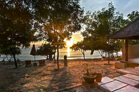 Two Bedroom Ocean View in West Bali National Park - Gerokgak