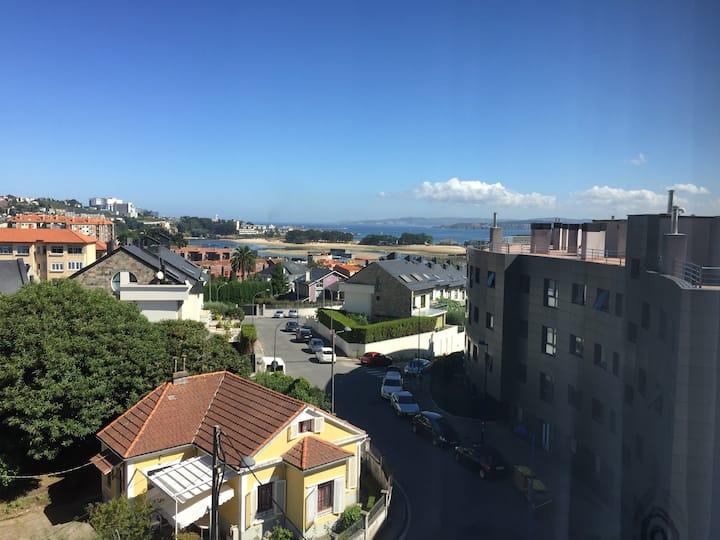 Apartamento cerca de La Coruña