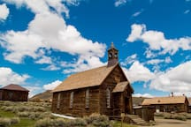 Absolute must-see: Bodie ghost town - 20 miles from here