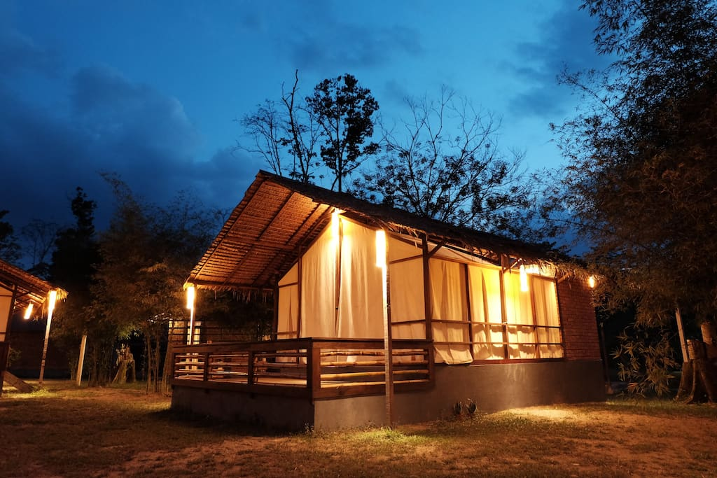 Glamping Chalet