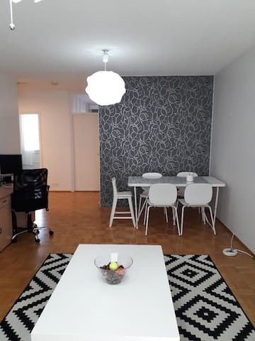 A cosy 77mm2 apartment in Turku.