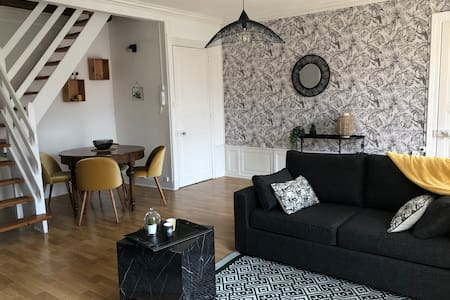 Lunéville: charming and cosy duplex