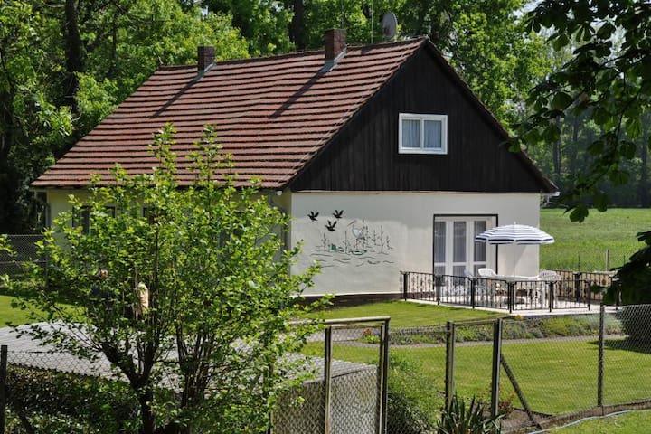 Ferienhaus Morgentau (idyllisch im Spreewald) - Lübbenau - Casa