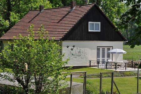 Ferienhaus Morgentau (idyllisch im Spreewald) - Lübbenau - Huis