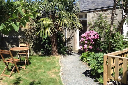 Maison avec jardin plein centre - Dinard - 独立屋