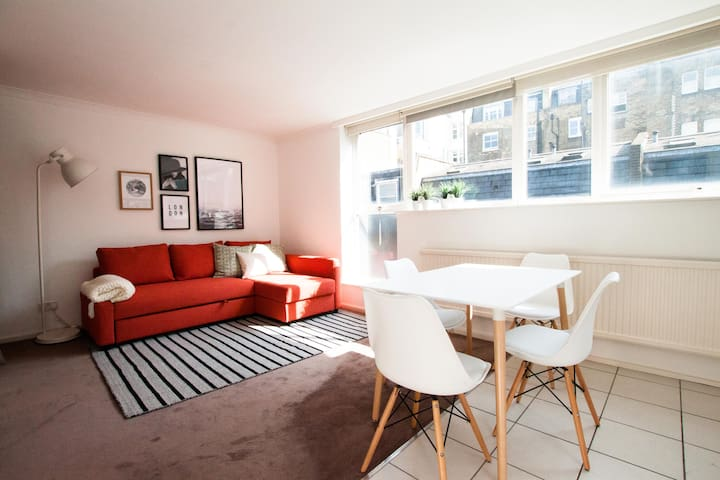 Studio Flat in Fritzovia S3 - London - Apartment