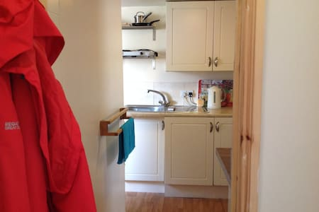 Bedsit with 1 single bed - London