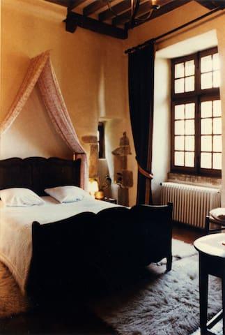 Château d'Agneaux - Chambre n°2 - Agneaux - Zamek