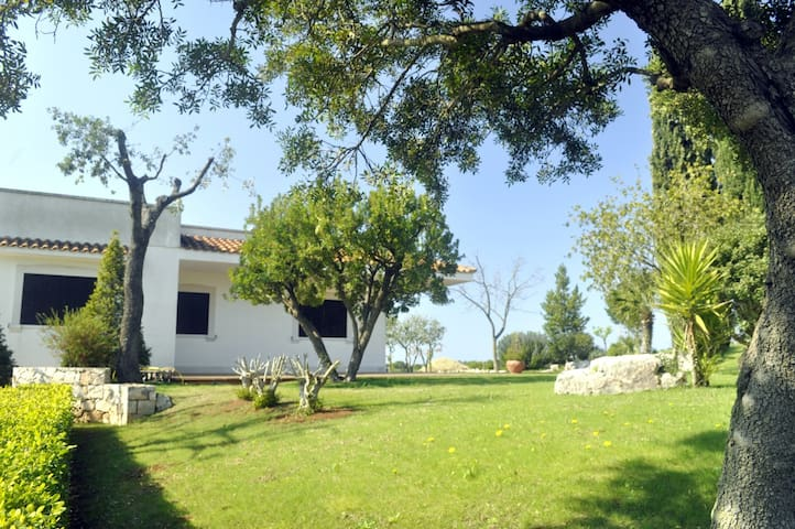 Villa Tortorella, wonderful country villa - Santa Lucia - Villa