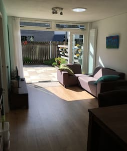 Big 2 bedroom apt. near city centre - Amsterdam