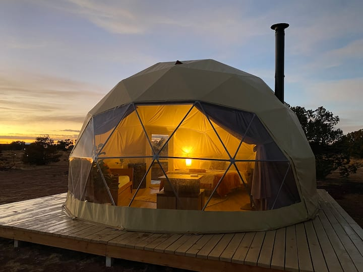 Desert Dome Stargazer for 5