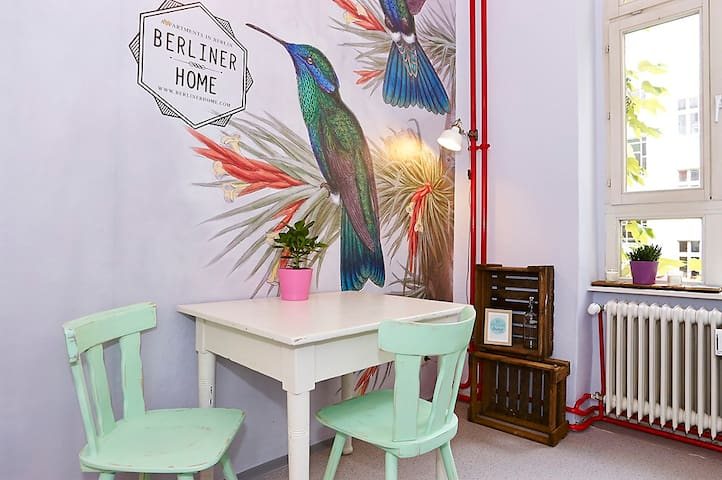 Beautiful apartment in the heart of Kreuzberg