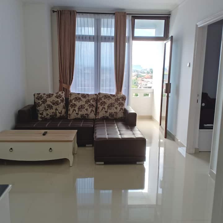 Family Apartment 2 bedroom near Malioboro