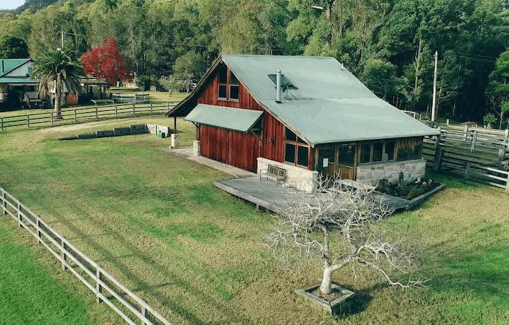 The Barn; Kyangatha - relax and rejuvenate