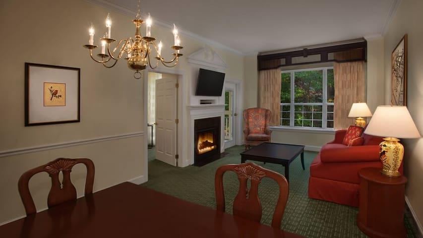 Marriott Manor Club, Williamsburg 1Bed Villa max 4