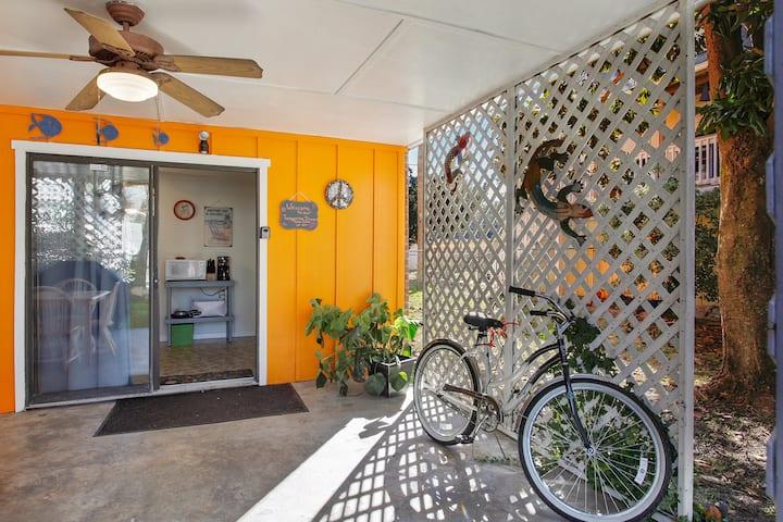 Tangerine Dream Unit B/Adorable apartment