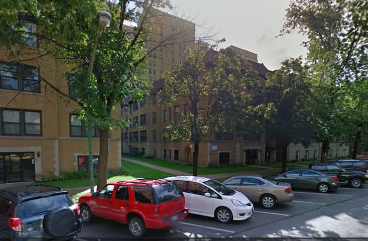 Hyde Park Apt (1 Bed+Pullout Couch) - Chicago - Apartment