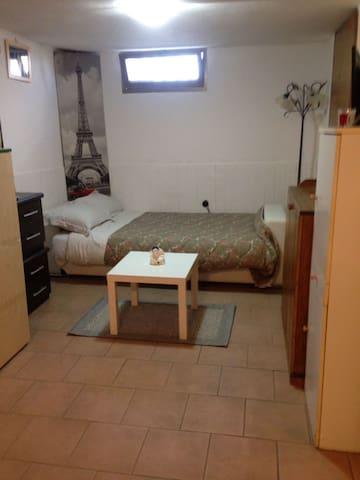 Stanza doppia Double room