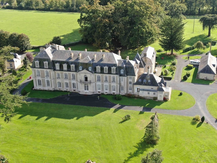 Chateau des Monts ****  Normandy - B&B