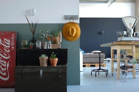 Spacious Designer Loft in the Centre of Eindhoven - Eindhoven - Loft