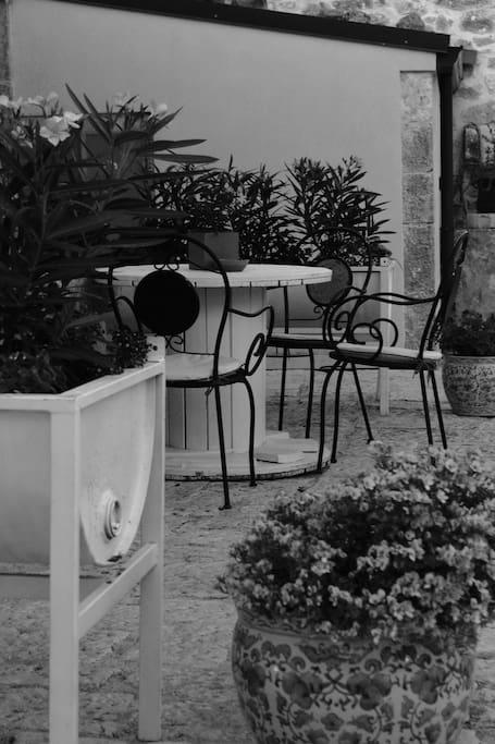"""veranda sul """"baglio"""""""
