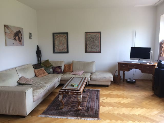 Apartment in Central Cologne with Parcview