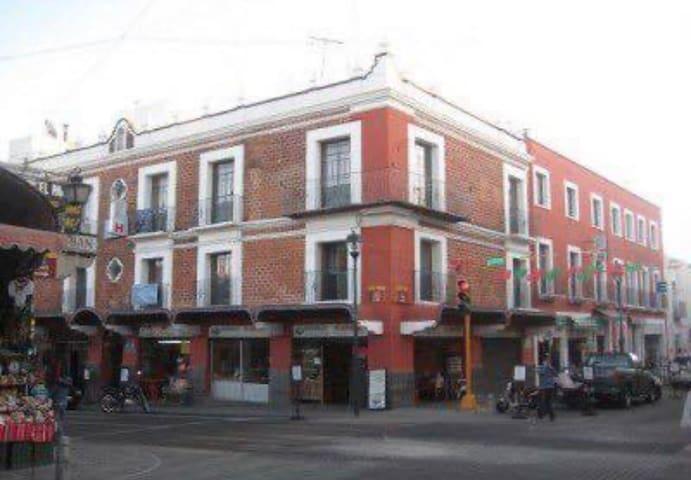 Hotel Posada Real (Parian)