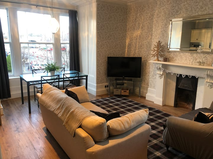 Luxury Granite Apartment in West End of Aberdeen
