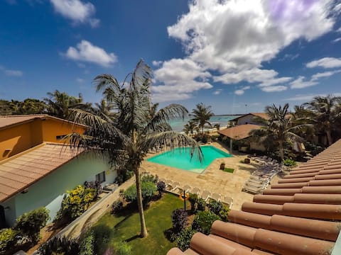 Top Floor, Ocean&Pool View Apartment, Santa Maria