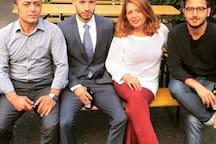 Familie Karadogan