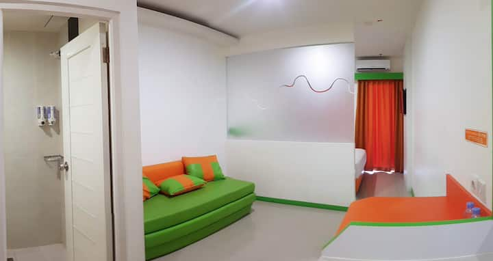 Lovely & comfortable rooms waiting for you here...