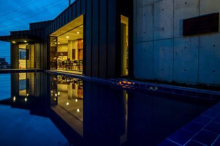 메종드제주 풀빌라 Maison de Jeju Pool villa - Hangyeong-myeon, Jeju-si - Villa