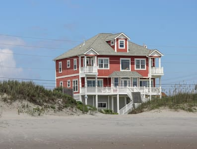 Best of Both Worlds-100 Bay Ct. - North Topsail Beach