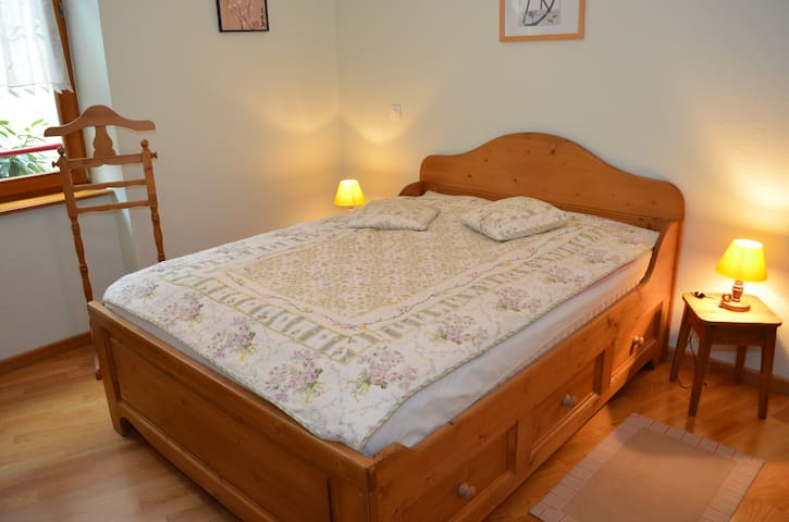 Appartement: chambre 1