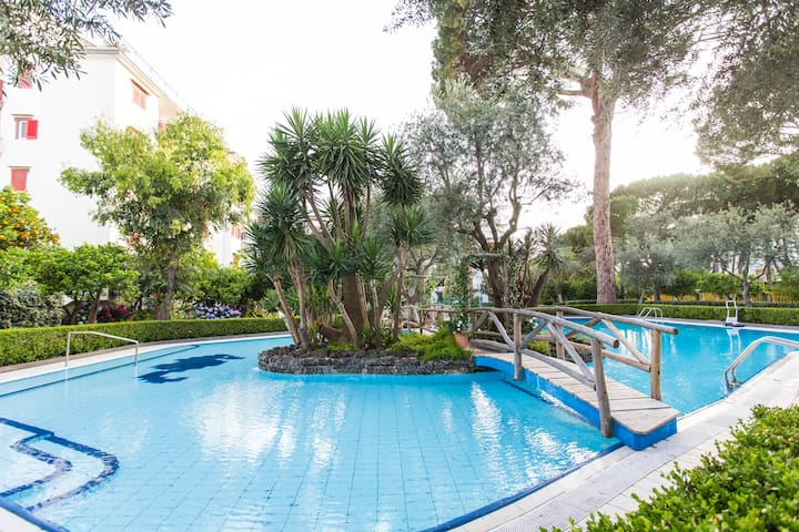 Z2: Short-Lets of the best flat in Sorrento center