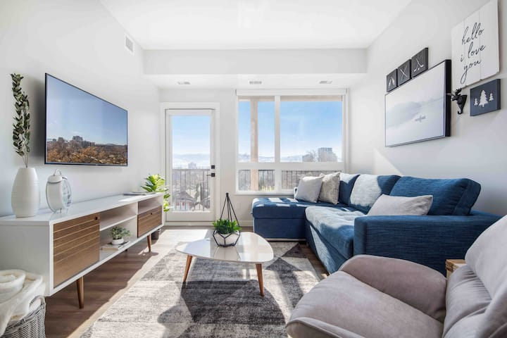 RARE FIND | 2 Master Suites w/King Beds | Downtown