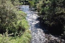 The Yarra River in Warburton.