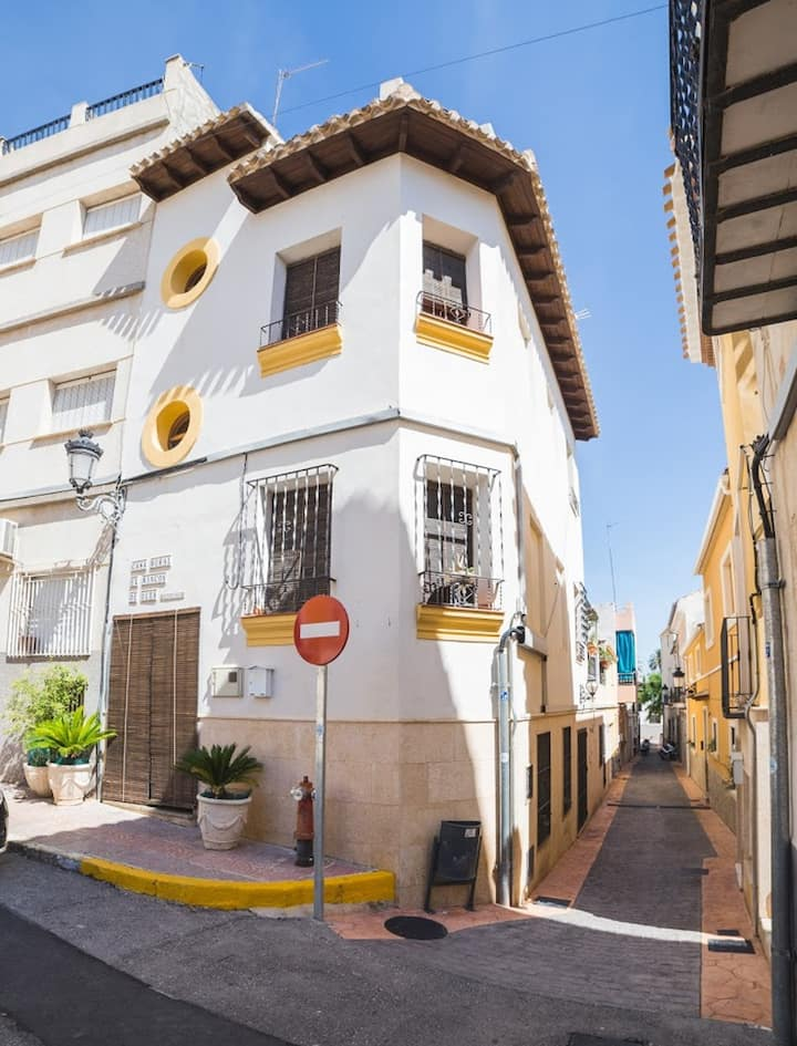 House with 4 bedrooms in Ulea, with wonderful city view, shared pool and terrace