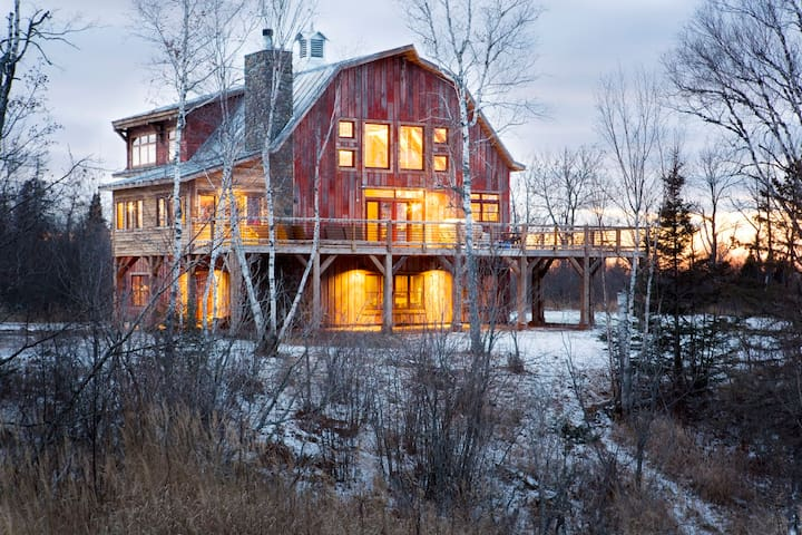 Lake Superior Barn - Maple - Vacation home