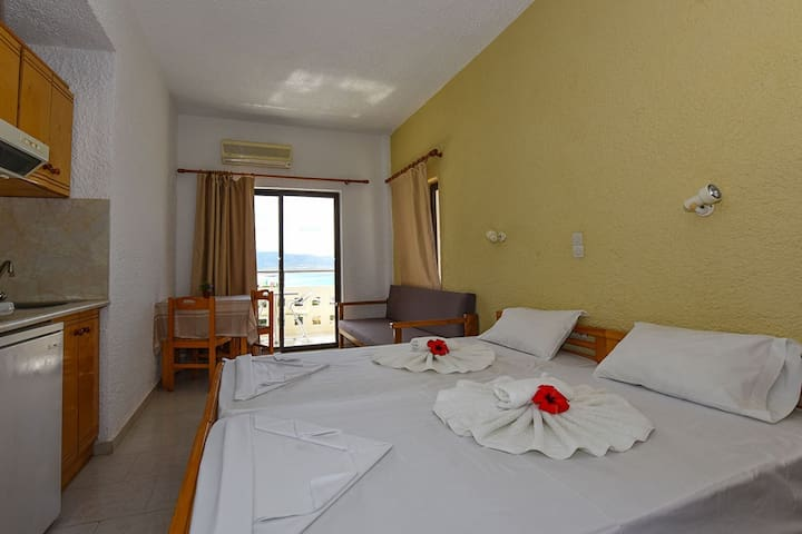 Falasarna bay studio sea view - Phalasarna - Wohnung