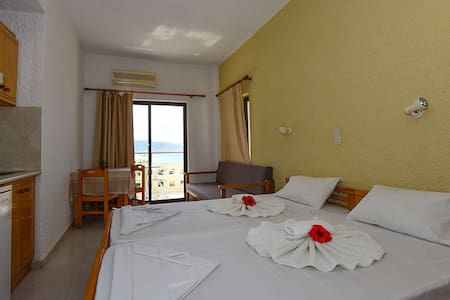Falasarna bay studio sea view - Phalasarna