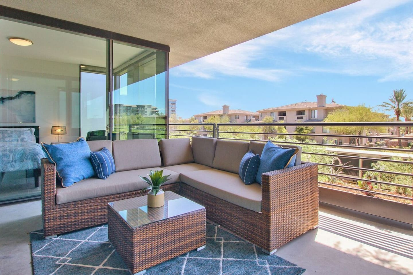 Your rental combines the amenities of a boutique hotel with the comforts and privacy of your own home.
